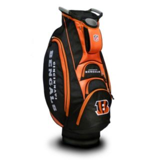 Team Golf Cincinnati Bengals Victory Cart Bag