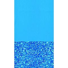 Swimline Swirl Round Overlap Pool Liner