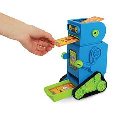 Junior Learning Flashbot Flash Card Robot
