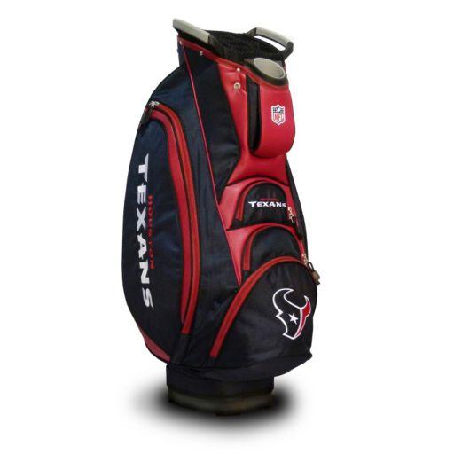 Team Golf Houston Texans Victory Cart Bag