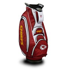 Team Golf Kansas City Chiefs Victory Cart Bag