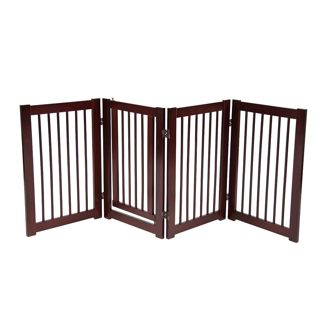 Primetime Petz 30-Inch 360 Degree Configurable Door Pet Gate