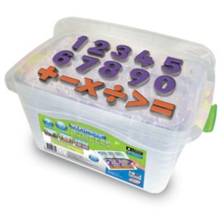 Junior Learning Touchtronic Number Kit