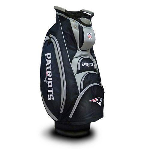Team Golf New EnglandPatriots Victory Cart Bag