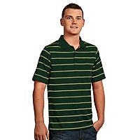 Men's Antigua Striped Performance Golf Polo