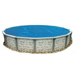 Blue Wave Round Above Ground Pool 8-mil Solar Blanket