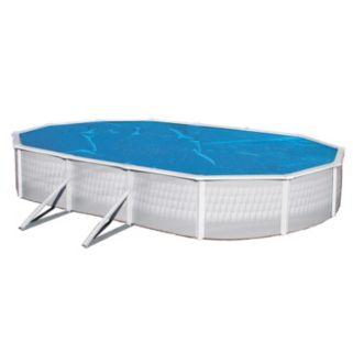 Blue Wave Oval Above Ground Pool 8-mil Solar Blanket