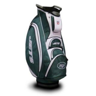 Team Golf New York Jets Victory Cart Bag