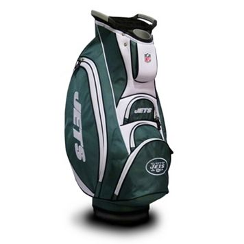 Team Golf New York Jets Victory Cart Bag