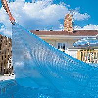 Blue Wave 12-mil Rectangular In-Ground Pool Solar Blanket