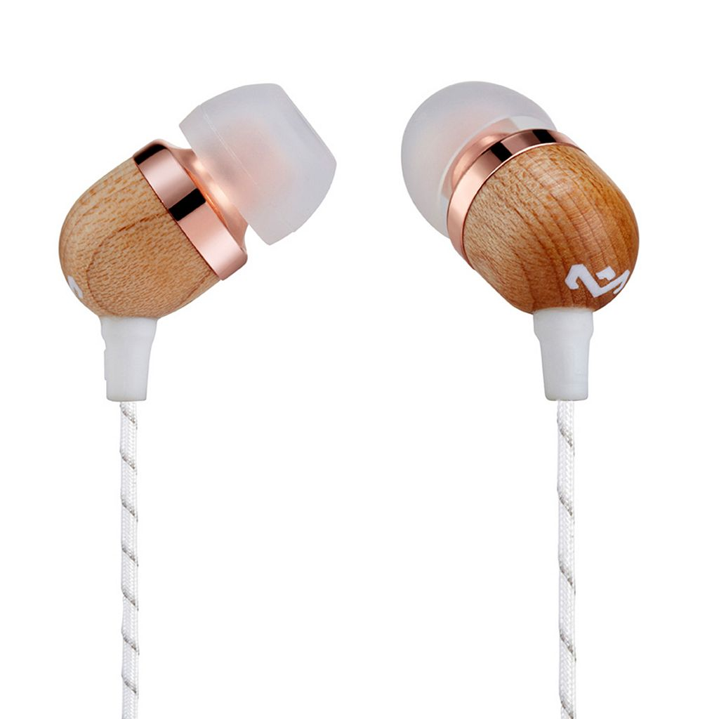 Marley Smile Jamaica Noise-Isolating Earbuds