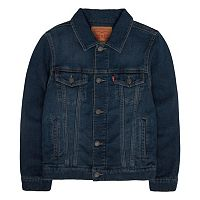 Boys 8-20 Levi's® Knit Trucker Jacket