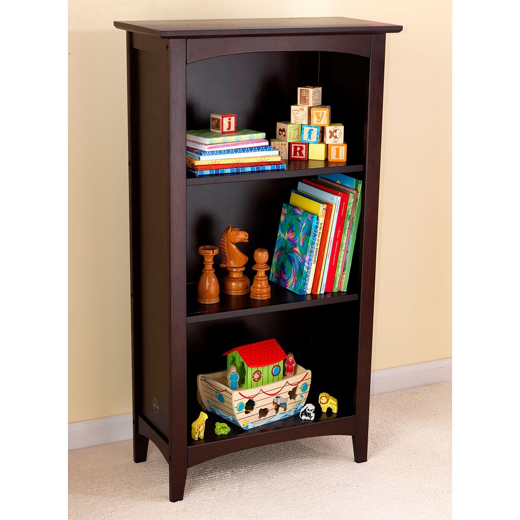 KidKraft Avalon Three-Shelf Bookcase