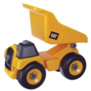 Toysmith Caterpillar Take A Part Dump Truck