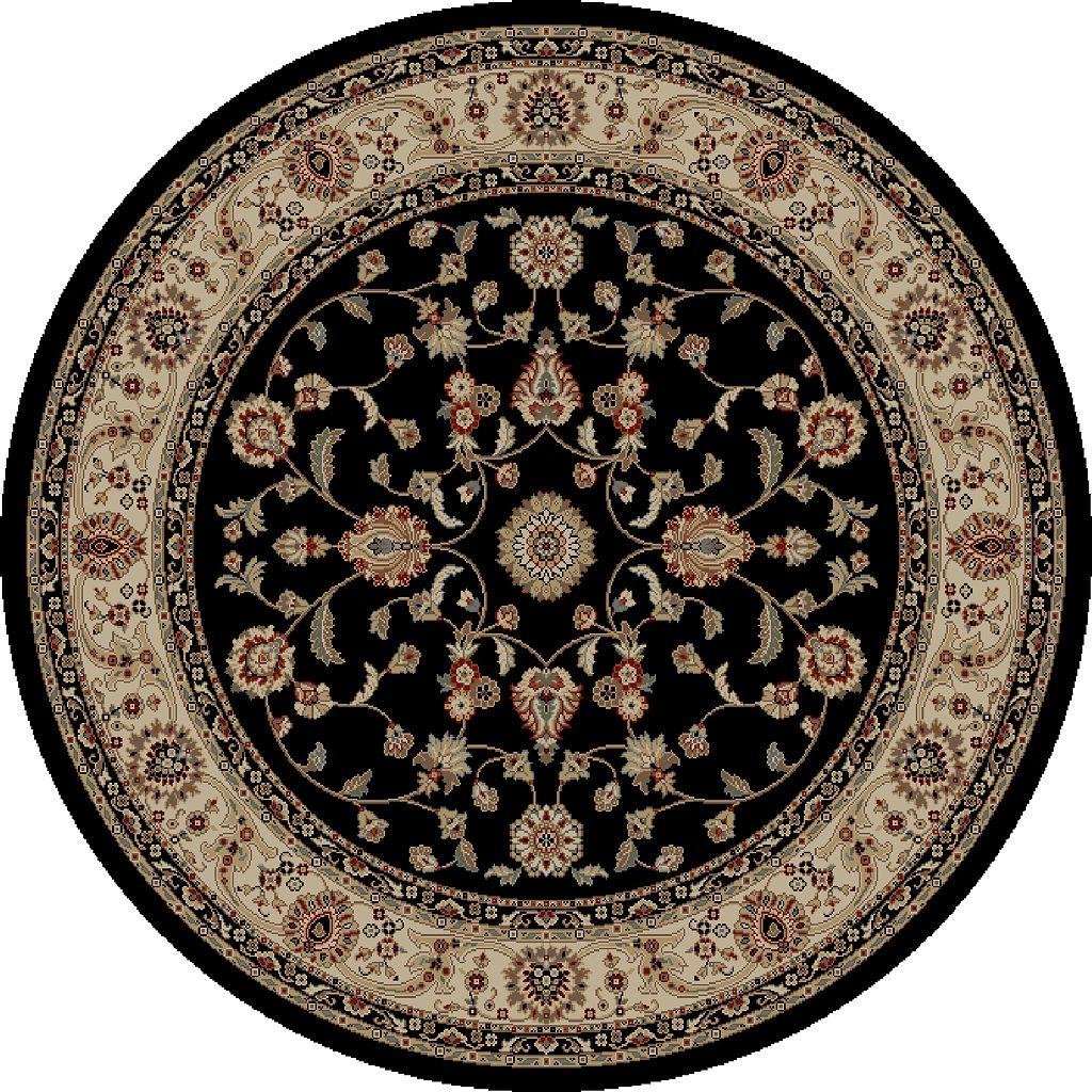 Merinos Marash Floral Framed Rug