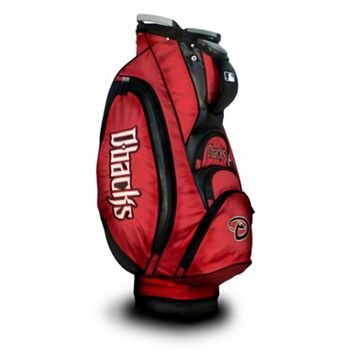 Team Golf Arizona Diamondbacks Victory Cart Bag