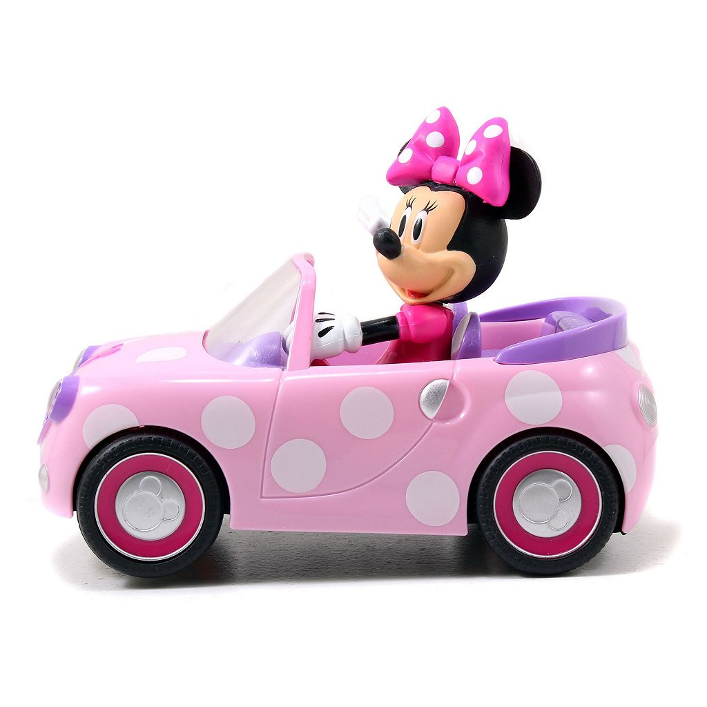 Disney's Minnie Mouse Remote Control Roadster