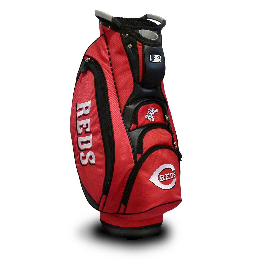 Team Golf Cincinnati Reds Victory Cart Bag