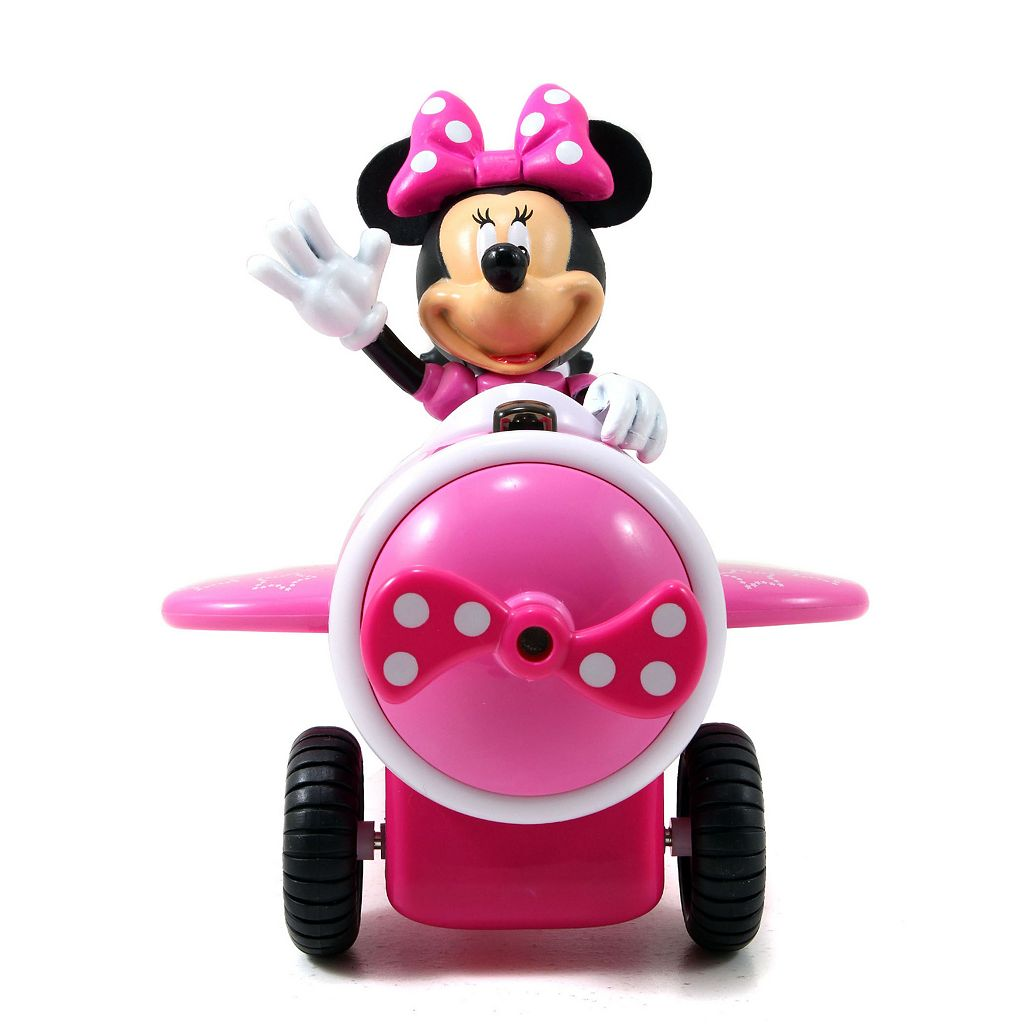 Disney's Minnie Mouse Minnie Remote Control Airplane