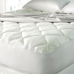 Cool Touch Deep-Pocket Mattress Pad