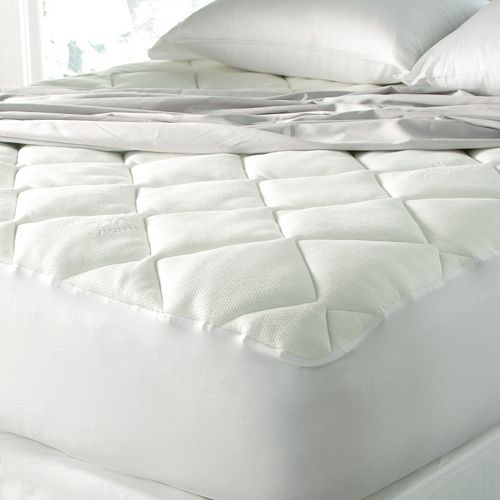 Cool Touch Deep Pocket Mattress Pad