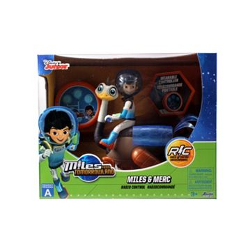 Disney's Miles From Tomorrowland Miles & Remote Control Merc