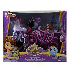 Disney's Sofia The First Remote Control Royal Carriage