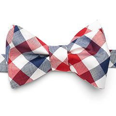 Bow Tie Tuesday Plaid Self-Tie Bow Tie - Men