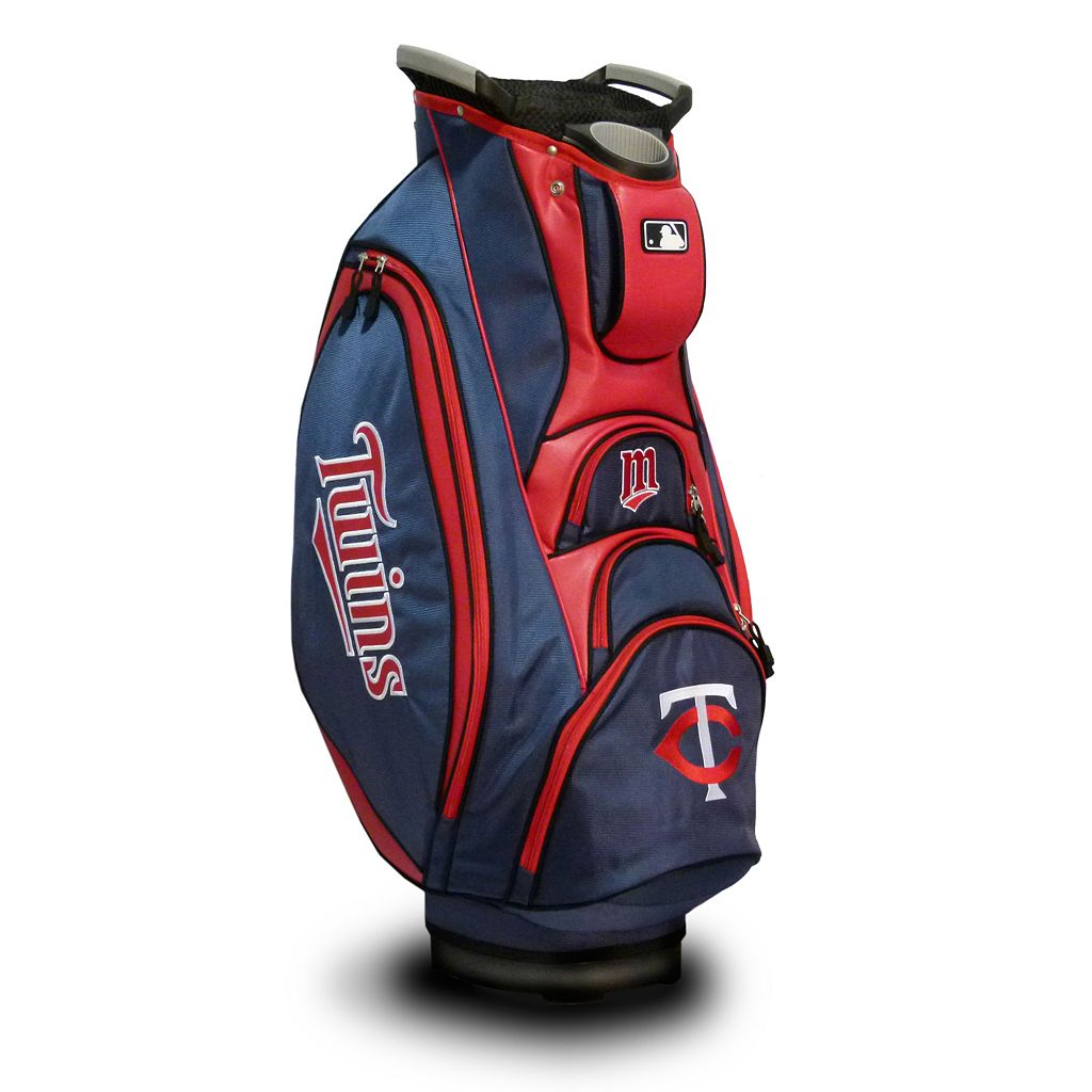 Team Golf Minnesota Twins Victory Cart Bag