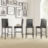 HomeVance 4 pc Catania Counter Chair Set