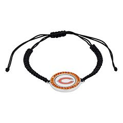 Chicago Bears Slipknot Bracelet
