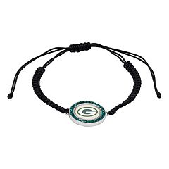 Green Bay Packers Slipknot Bracelet