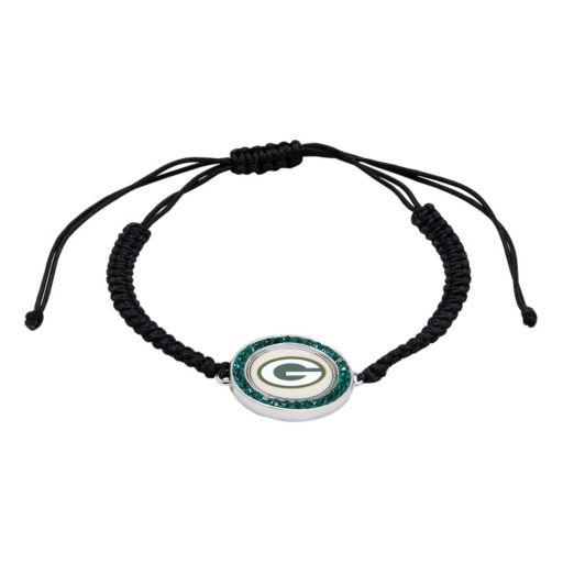 Green Bay Packers Slipknot Bracelet