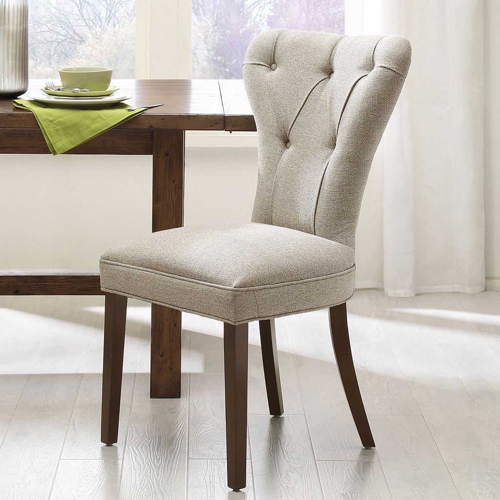 Madison Park 2-piece Jocelyn Dining Chair Set
