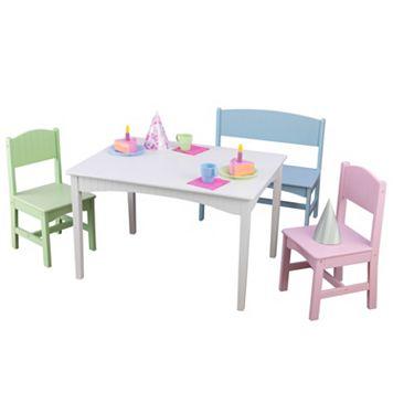 KidKraft Nantucket Table & Chairs Set