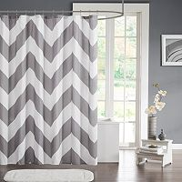 Mi Zone Gemini Fabric Shower Curtain