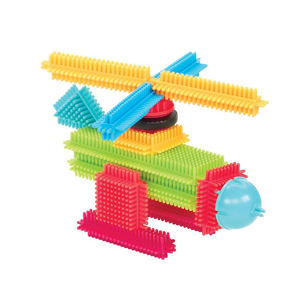 Battat 112-pc. Bristle Blocks Basic Set