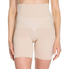 1357224def Red Hot by Spanx Flat Out Flawless Mid-Thigh Body Shaper FS3915 - Women s