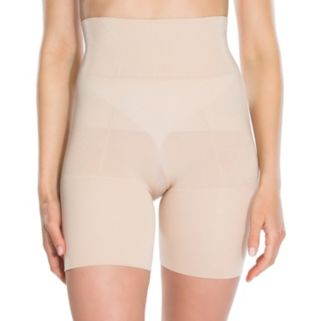 Red Hot by Spanx Flat Out Flawless Mid-Thigh Body Shaper FS3915 - Women's