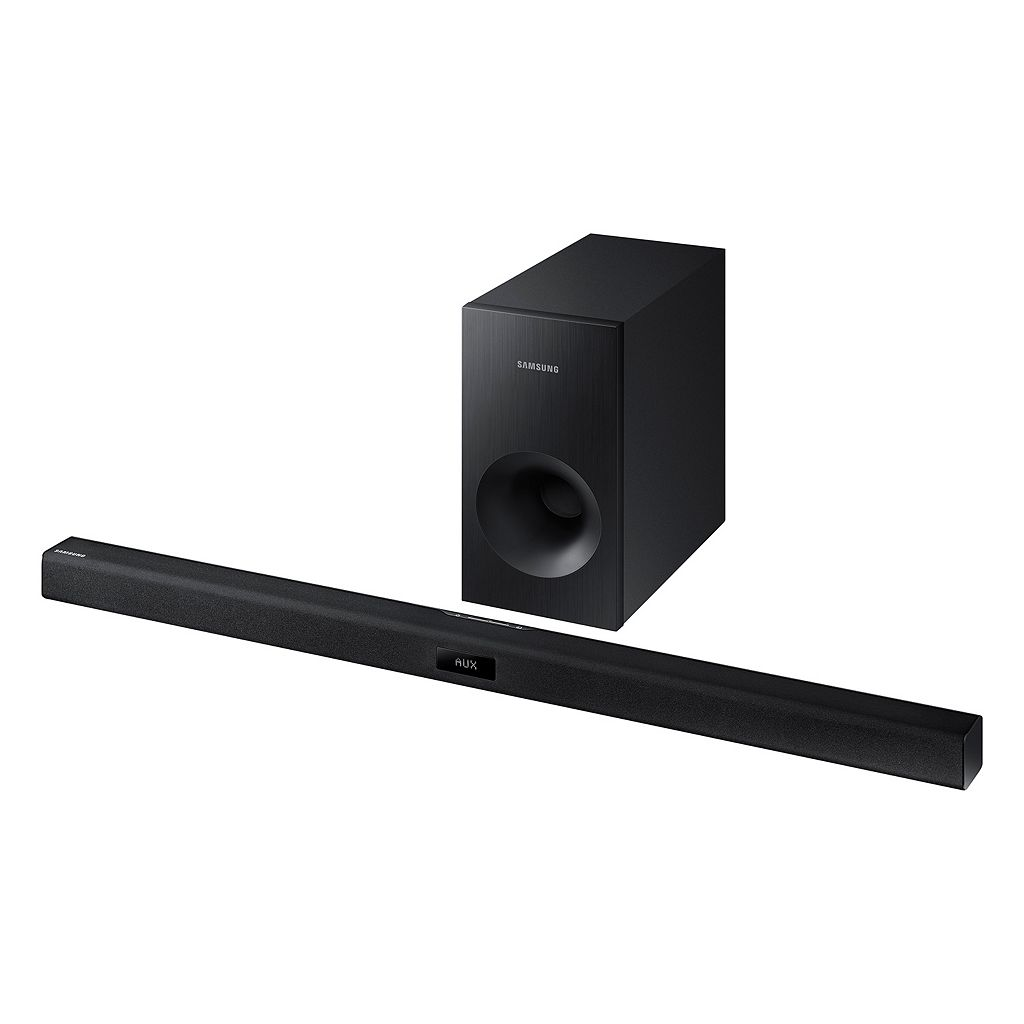 Samsung HW-J355 2.1 Channel Bluetooth Soundbar with Wired Subwoofer