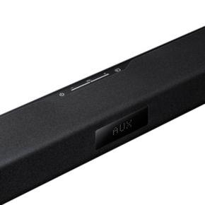 Samsung 2.1 Channel Bluetooth Soundbar with Wired Subwoofer