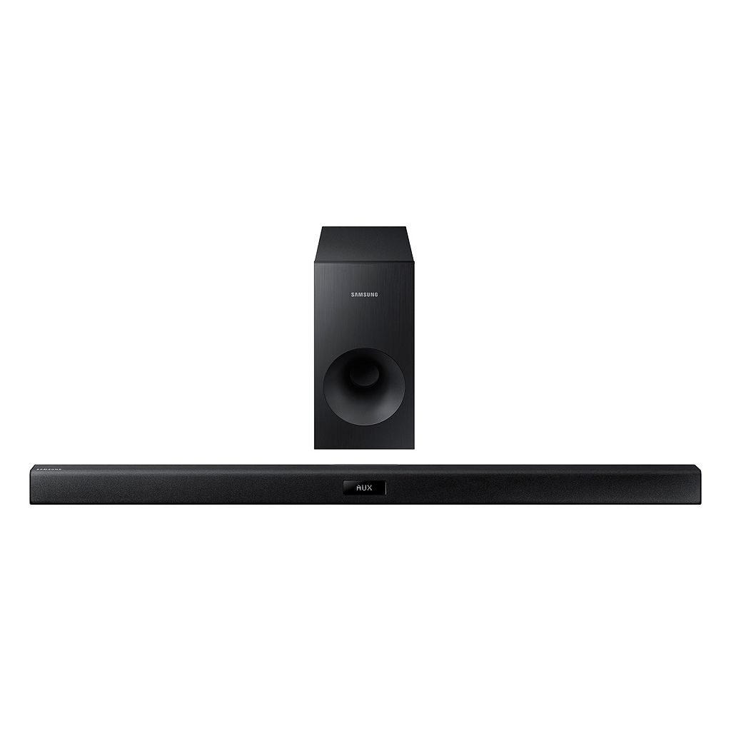 Samsung 2.1 Channel Bluetooth Soundbar with Wired Subwoofer