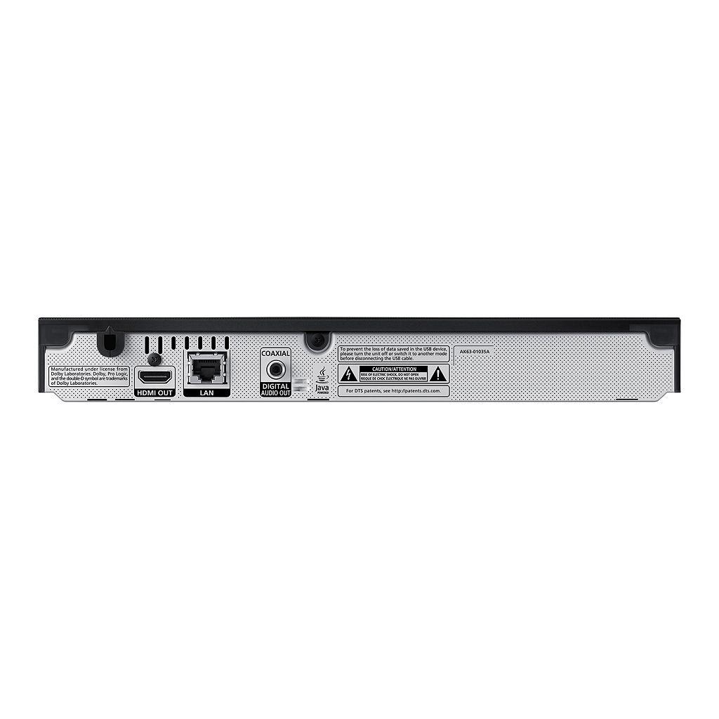 Samsung Smart Blu-ray Player with LAN