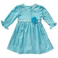 Youngland Baby Girl Sequin Dress