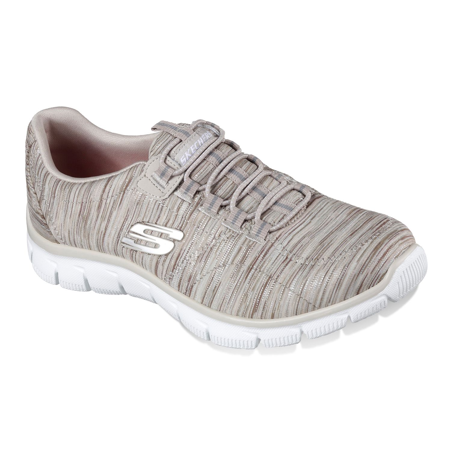 skechers relaxed fit memory foam womens kohls