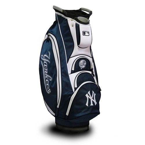 Team Golf New York Yankees Victory Cart Bag