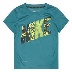 Boys 4-7 Nike Dri-FIT Camo Tee