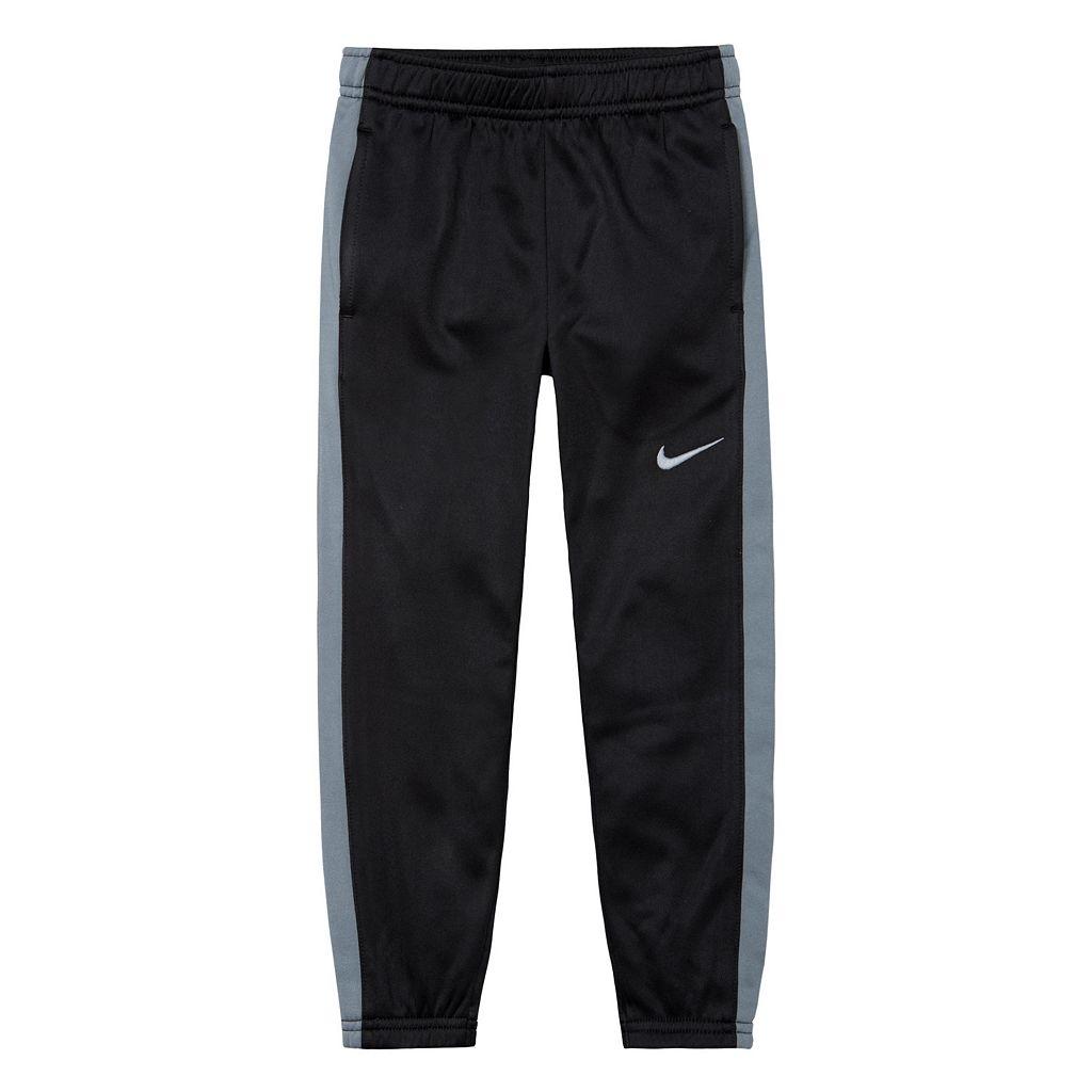 Boys 4-7 Nike Therma-FIT Black Jogger Pants