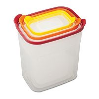 Joseph Joseph 6-pc. Tall Nesting Storage Container Set