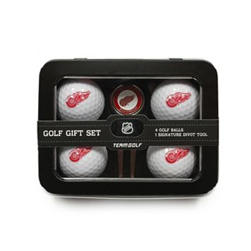 Team Golf Detroit Red Wings 6-Piece Golf Gift Set